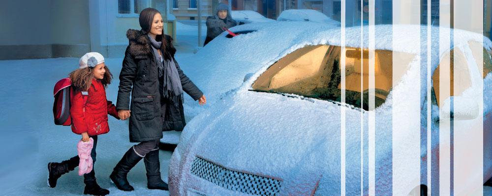 Как быстро прогреть двигатель в зимнее время?