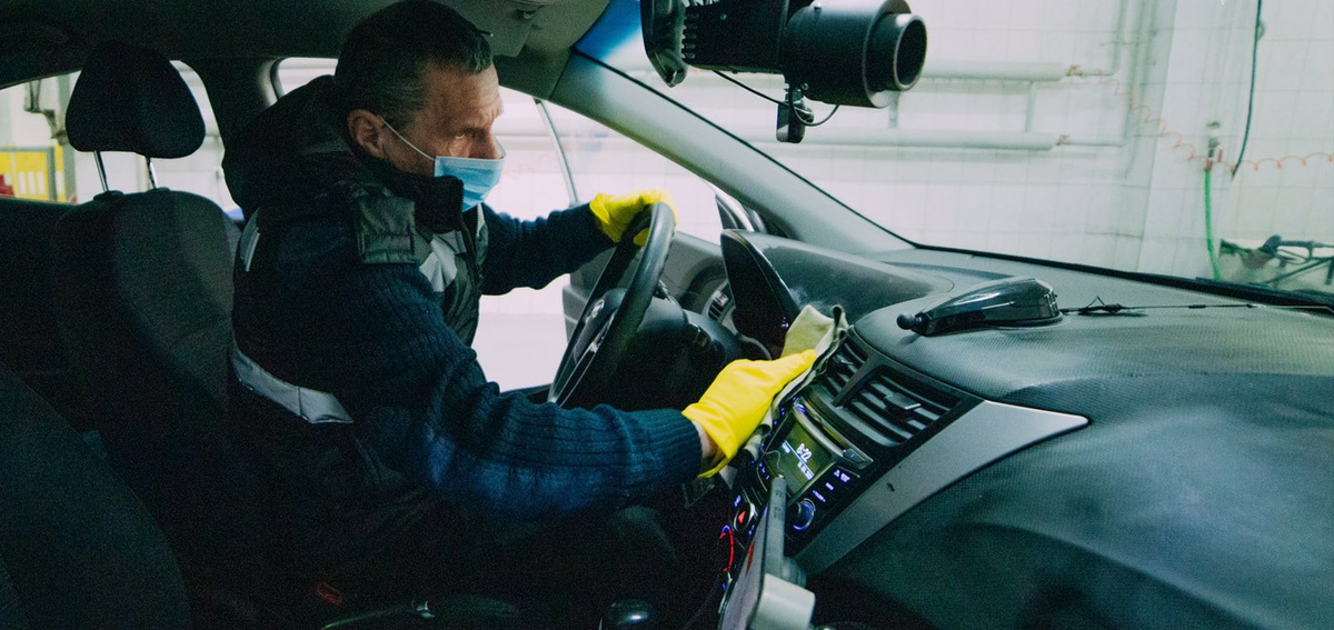 Как дезинфицировать автомобиль во время коронавируса