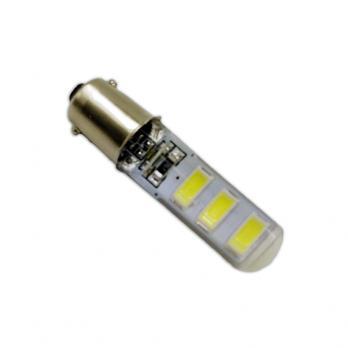 T8 B044 /белый/(BA9S) 6SMD 5730 12V, блистер 2 шт
