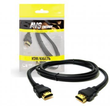 Кабель AVS HDMI(A)-HDMI(A) HAA-75 (5м)