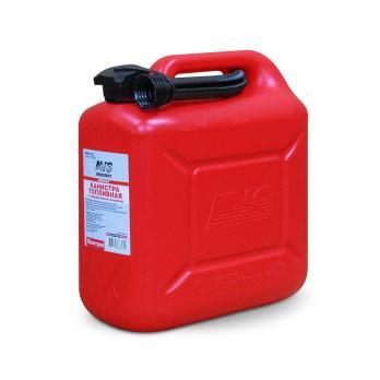 Канистра для топлива (пластик) 10л (красная) AVS TPK-10