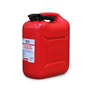 Канистра для топлива (пластик) 20л (красная) AVS TPK-20