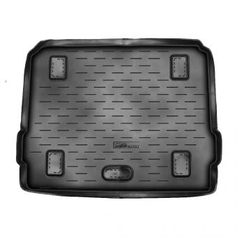 Коврик в багажник 3D Lada XRAY (2016-) (верхний на фальшпол) AVS BK-09