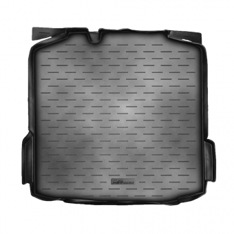 "Коврик в багажник 3D Skoda Rapid (2013-) (без ушей"") AVS BK-19"""