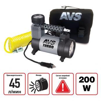 Компрессор автомобильный AVS KS450L