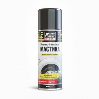 Мастика резино-битумная 520 мл (аэрозоль) AVS AVK-120