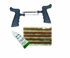 Набор для ремонта бескамерных шин (8 предм.) AVS RK-110