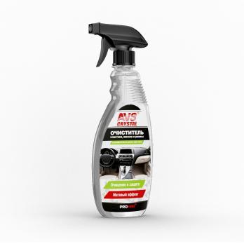 Очиститель винила, пластика и резины 500 мл AVS AVK-038