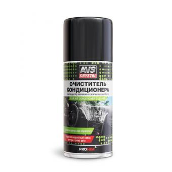 Очиститель кондиционера - ликвидатор запахов в салоне автомобиля (аэрозоль) 210 мл AVS AVK-034