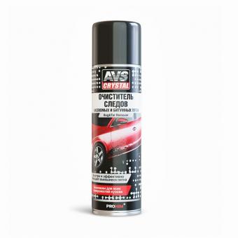 Очиститель следов насекомых и битумных пятен (аэрозоль) 335мл AVS AVK-027