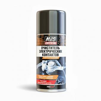 Очиститель электроконтактов (аэрозоль) 140мл AVS AVK-047