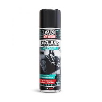 Очиститель - кондиционер кожи (аэрозоль) 335 мл AVS AVK-031