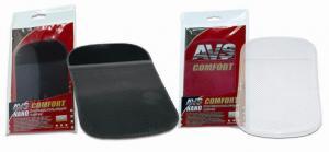 Противоскользящий коврик NANO (прозрачный) 15х9 см AVS NP-002T