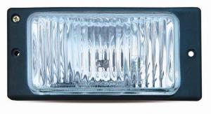 Противотуманные фары галогенные (H3) AVS PF-175H (рифленое стекло 12V 55A H3, LADA 2110-2112) 2 шт.