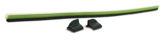 Резинка для щеток стеклоочистителя AVS WR-15 (комплект для замены) (38 см)