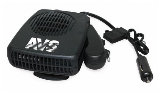 Тепловентилятор автомобильный 12В 150W (2 режима) AVS Comfort TE-310