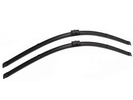 Щетки стеклоочистителя AVS EXTRA LINE (к-т) SP-5545 (OPEL Astra 03.04)