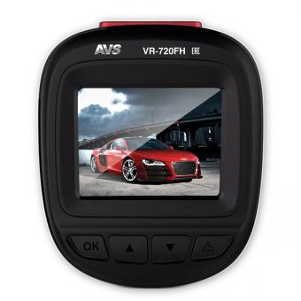 Видеорегистратор автомобильный AVS VR-720FH
