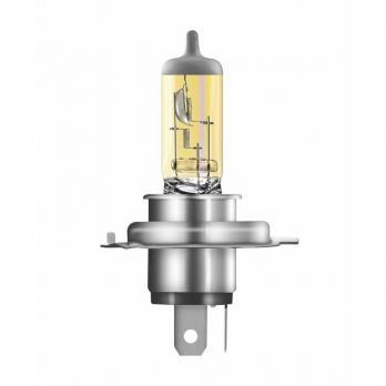 Лампа галогенная AVS ATLAS ANTI-FOG / желтый H4.24V.75/70W (блистер, 2 шт.)