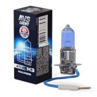 Лампа галогенная AVS ATLAS BOX /5000К/ H3.24V.70W (1 шт.)