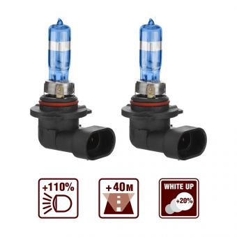 Лампа галогенная AVS SIRIUS NIGHT WAY HB4/9006.12V.55W Plastic box -2 шт.