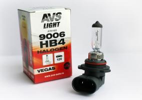 Лампа галогенная AVS Vegas HB4/9006.12V.55W (1 шт.)