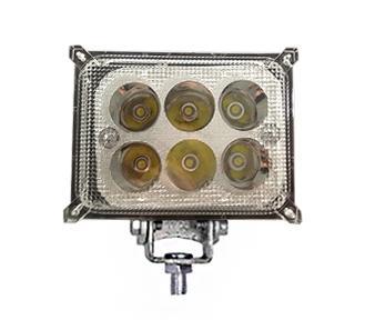Светодиодные фары OFF-Road AVS Light FL-1174 (18W) серия Basic (комплект - 2 шт.)