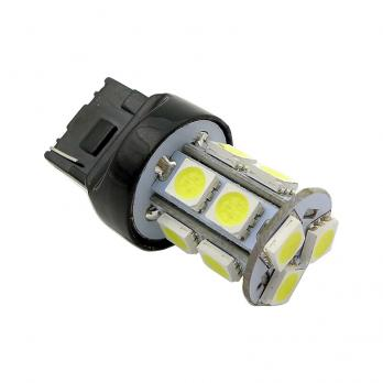 T20 T048A /белый/(W3*16q) 13SMD 5050, 1 contact, коробка 2 шт.