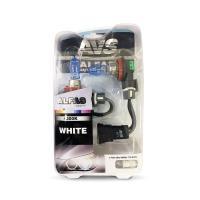 """Газонаполненные лампы AVS Alfas"""" +130% 4300K H11 комплект 2 шт."""""""