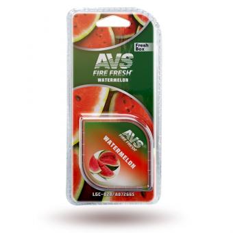 Ароматизатор AVS LGC-029 Fresh Box (аром. Арбуз/watermelon) (гелевый)