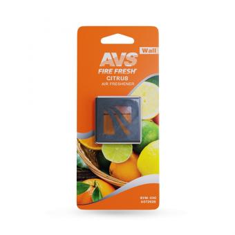 Ароматизатор AVS SVM-030 Wall (аром. citrus/Цитрус) (мини мембрана)