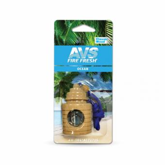 Ароматизатор AVS AW-004 Classic Wood (аром. Океан/Ocean) (жидкостный)