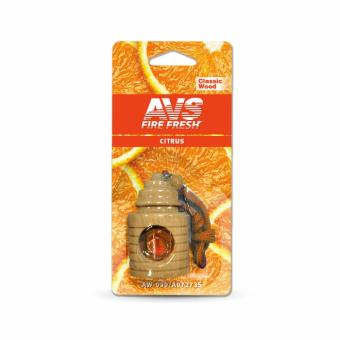 Ароматизатор AVS AW-030 Classic Wood (аром. Цитрус/Citrus) (жидкостный)
