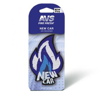 Ароматизатор AVS AFP-005 Fire Fresh (New car/Новая машина)