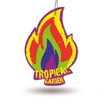 Ароматизатор AVS AFP-007 Fire Fresh (Tropical garden/Тропический сад)