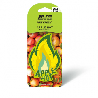 Ароматизатор AVS AFP-010 Fire Fresh (Apple Hot/Яблоко)
