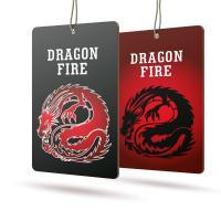Ароматизатор AVS GS-032 New Age (аром. Dragon fire/Перец) (бумажные)