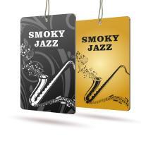 Ароматизатор AVS GS-033 New Age (аром. Smoky jazz/Антитабак) (бумажные)