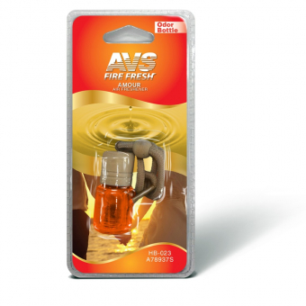 Ароматизатор AVS HB-023 Odor Bottle (аром. Тайные чувства/Amour) (жидкостный)
