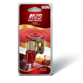 Ароматизатор AVS HB-024 Odor Bottle (аром. Флирт/Flirt) (жидкостный)