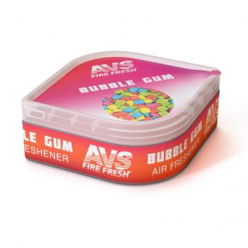 Ароматизатор AVS LGC-003 Fresh Box (аром. Бабл гам/Bubble gum) (гелевый)