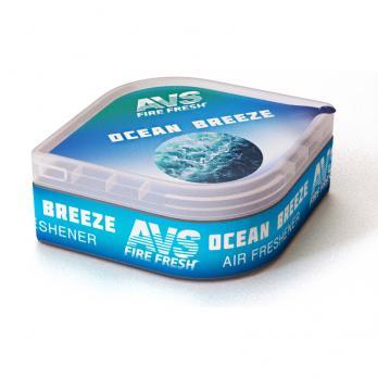Ароматизатор AVS LGC-004 Fresh Box (аром. Океанский бриз/Ocean Breeze) (гелевый)