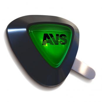 Ароматизатор AVS MM-014 Double Stream (Mint/Мята) (мембранный)