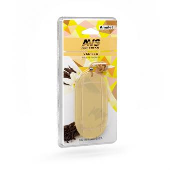 Ароматизатор AVS SG-001 Amulet (аром. Ваниль/Vanilla) (гелевый)
