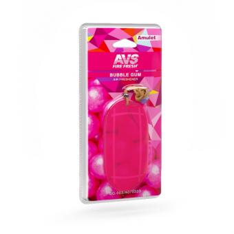 Ароматизатор AVS SG-003 Amulet (аром. Бабл гам/Bubble gum) (гелевый)