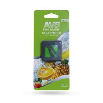 Ароматизатор AVS SVM-031 Wall (аром. Crazy Fruits/Дикие фрукты) (мини мембрана)