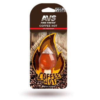 Ароматизатор AVS WDM-002 Fire Fresh (Coffee Hot/Кофе) (мембранный)