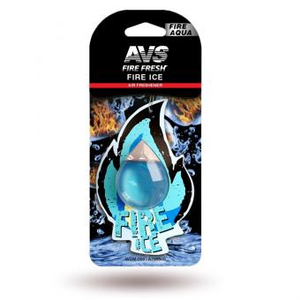 Ароматизатор AVS WDM-009 Fire Fresh (Fire Ice/Огненный лёд) (мембранный)