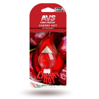 Ароматизатор AVS WDM-011 Fire Fresh (Cherry/Вишня) (мембранный)