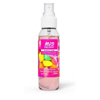 Ароматизатор - спрей (нейтрализатор запахов) AVS AFS-003 Stop Smell (BubbleGum/Бабл гам) 100мл